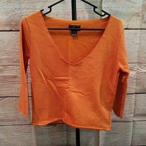 Sweatshirt 3/4 Sleeve New